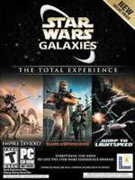 Hra pre PC Star Wars - Galaxies: The Complete Online Adventures