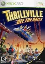 Hra pre Xbox 360 Thrillville 2: Off the Rails
