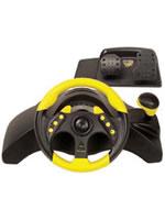 Pr�slu�enstvo pre Playstation 2 volant Mad Catz Universal MC2 Racing Wheel