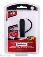 Príslušenstvo pre Playstation 3 Bezdrôtové Bluetooth slúchadlo MadCatz