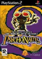 Hra pre Playstation 2 Psychonauts