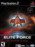 Hra pre Playstation 2 Star Trek: Voyager Elite Force