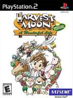 Hra pre Playstation 2 Harvest Moon: A Wonderful Life