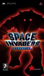 Hra pre PSP Space Invaders Evolution