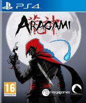 hra pro Playstation 4 Aragami