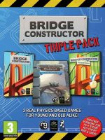 Hra pro PC Bridge Constructor Triple Pack