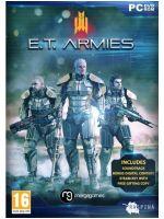 Hra pre PC E.T. Armies