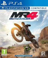 hra pro Playstation 4 Moto Racer 4