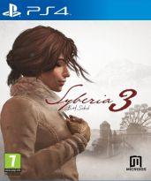 hra pre Playstation 4 Syberia 3 CZ