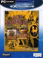 Hra pre PC Age of Empires Gold