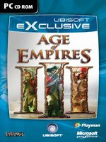 Hra pre PC Age of Empires III CZ