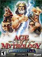 Hra pro PC Age of Mythology GOLD