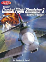 Hra pre PC Combat Flight Simulator 3
