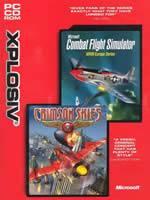Hra pre PC Combat Flight simulator + Crimsons Skies