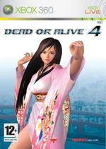 Hra pre Xbox 360 Dead or Alive 4
