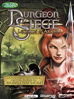 Hra pre PC Dungeon Siege: Legends of Aranna