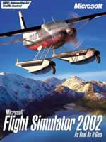 Joystick pre PC MS Flight Simulator 2002 Standard + joystick Cyborg 3D USB