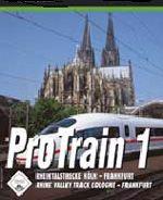 Hra pre PC MS Train Simulator - Add-On Pack - Pro Train - Rhine Valley Cologne - Frankfurt