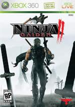 Hra pre Xbox 360 Ninja Gaiden II