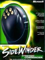 Joystick pre PC Microsoft Sidewinder Strategic Commander