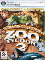 Hra pre PC Zoo Tycoon 2: Ultimate Collection