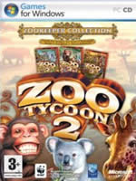Hra pre PC Zoo Tycoon 2: Zookeeper Collection (francúzsky)
