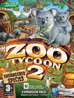 Hra pre PC Zoo Tycoon 2: Endangered Species CZ