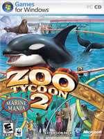 Hra pre PC Zoo Tycoon 2: Marine Mania EN