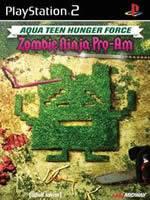 Hra pre Playstation 2 Aqua Teen: Hunger Force Zombie Ninja Pro-Am