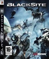 Hra pre Playstation 3 BlackSite