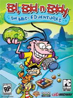 Hra pre PC Ed, Edd and Eddy: The Mis-edventures