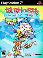 Hra pre Playstation 2 Ed, Edd and Eddy: The Mis-edventures