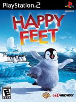 Hra pre Playstation 2 Happy Feet