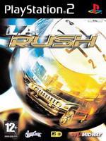 Hra pre Playstation 2 L.A. Rush