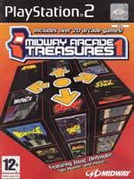 Hra pre Playstation 2 Midway Arcade Treasures 1