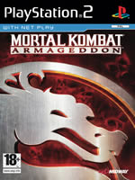 Hra pre Playstation 2 Mortal Kombat: Armageddon