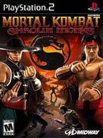 Hra pre Playstation 2 Mortal Kombat: Shaolin Monks