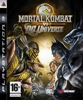 Hra pre Playstation 3 Mortal Kombat vs. DC Universe