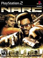 Hra pre Playstation 2 NARC
