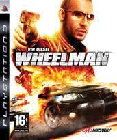 Hra pre Playstation 3 Wheelman