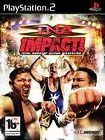 Hra pre Playstation 2 TNA Impact