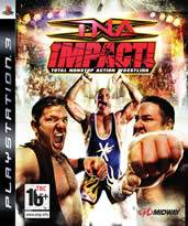 Hra pre Playstation 3 TNA Impact