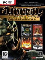 Hra pre PC Unreal Anthology CZ