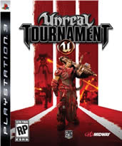 Hra pre Playstation 3 Unreal Tournament 3 US