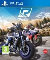 hra pro Playstation 4 Ride