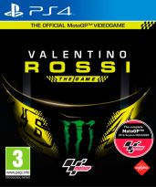 hra pre Playstation 4 Valentino Rossi: The Game