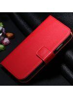 Príslušenstvo k Mobilným telefónom Puzdro (červené) (Samsung Galaxy S4 mini)