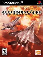 Hra pre Playstation 2 Ace Combat Zero: The Belkan War - BAZÁR