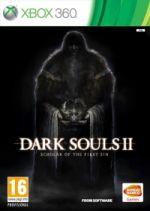 Hra pre Xbox 360 Dark Souls II: Scholar Of The First Sin