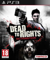 Hra pre Playstation 3 Dead to Rights: Retribution